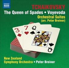 TCHAIKOVSKY: THE QUEEN OF SPADES SUITE; VOYEVODA SUITE (ARR. PETER BREINER) USED