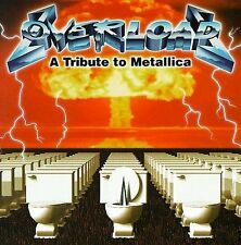 Overload: A Tribute To Metallica by Overload (CD, Aug-1998, Dwell Ministries)