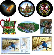 Canal barge ware a great selection of canal barge ware fridge magnets
