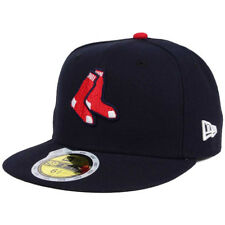 New Era 5950 Youth Boston Red Sox 2017 ALT Fitted Hat (Navy Blue) MLB Kid's Cap