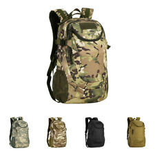 Molle Outdoor Backpack Travel Sports School Hiking Bag Mountaineering Rucksack