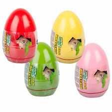 Dinosaur in My Slimy 110g Thinking Putty Egg with Mini Toy Slime Stocking Filler