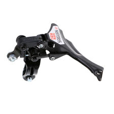 Top and Bottom Pull Front Mech/Derailleur Clamp 31.8mm for Mountain Bicycle