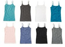 NWT AEROPOSTALE LACE FRONT BASIC CAMI TOP TANK S M L XL XXL VARIOUS COLORS NEW