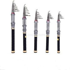 Fishing Rod Spinning Strong Carbon Rock Fishing Travel Spinning Fishing Rods