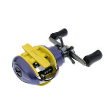 Low Profile Baitcaster 12BB 6.2:1 Baitcasting Fishing Reel Magnetic Brake
