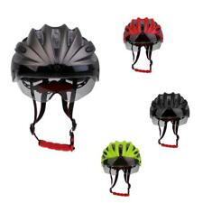 Adult Mens Womens Youth Cycle Helmet Fully Adjustable and Bicycle Bike Visor