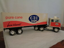 NYLINT vintage semi-truck C & H Sugar pure cane metal made in Rockford, IL