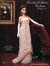 Paradise Vol 85, 1963 Jeweled Presidential Gown crochet patterns