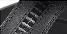 MENS LEATHER BELTS FOR MEN, AUTOMATIC BELT ONLY,LEATHER BELTS FOR MEN. LEATHER