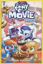 My Little Pony the Movie Prequel #2   NM  IDW   Variant