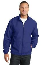Port Authority® Essential Jacket Windbreaker Mens Polyester Light Jacket J305