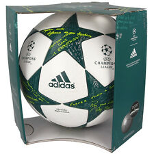 Adidas Matchball Ball Finale 2016 UEFA Champions League Football AP0374 UCL OMB