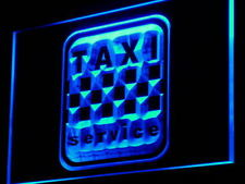 i976-b Taxi Service Cab Display Lure Neon Light Sign