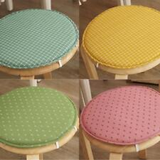 Round Chair Cushion Seat Pads Tie Dining Tatami Patio Outdoor Home Decor