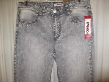 Girls Chic Bongo Stonewash Skinny Jeans Plus Sizes 12 1/2 & 14 1/2 NEW