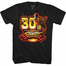 Street Fighter SF30 Officially Licensed Adult T-Shirt