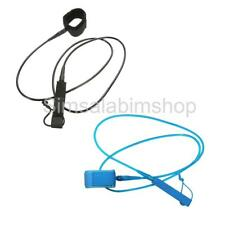 6-12ft Surf Leash Leg Rope Ankle Strap for SUP Bodyboard Surfboard Water Sports