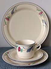 """LENOX ~ Chinastone ~ """"Poppies on Blue"""" ~ By the Piece: Plates, Bowls, Cups, Mugs"""