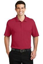 Port Authority Mens Silk Touch Interlock Performance Polo Golf Polo Shirt K5200