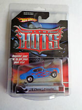 HOT WHEELS ULTRA HOTS BLUE 1970 CHEVELLE IN PROTECTOR