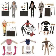 1/6 SCALE FEMALE FIGURE CLOTHING JACKET PANTS SET WITH ACCESSORIES FOR HOT TOYS