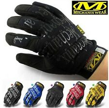 Mechanix Wear Gloves Men Tactical Trekdry Army Military Bicycle Outdoor M Pact