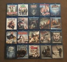 BLU-RAY MOVIES LOT! (#3) YOU PICK HOW MANY FROM 80 Titles!!
