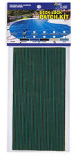 Mesh Repair Patch Kit For Swimming Pool Safety Covers - (Choose Color)