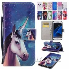 Wallet strap phone case for Samsung Galaxy S8 Plus pu leather stand flip cover