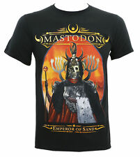 Authentic MASTODON Emperor of Sand Album Cover Slim-Fit T-Shirt S-2XL NEW