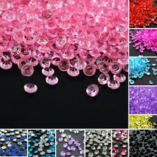 1000PCS 4.5mm Wedding Party Decoration Crystals Diamond Table Confetti Supplies