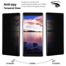 Privacy Anti-Spy Tempered Glass Screen Protector For Samsung Galaxy Note 8 / S8