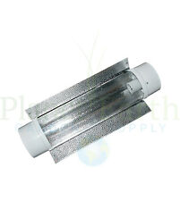 DL Wholesale 8'' Air-Cooled Tube Reflector w/ Wings.  FREE SHIPPING