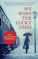 We Were the Lucky Ones by Georgia Hunter Paperback Book Free Shipping!