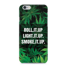 Roll Light Smoke Weed phone case cover Apple Iphone 6 Galaxy S7 S5 gift s6 a7
