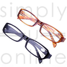 Stylish Comfortable Reading Glasses Strengths 1.0 - 4.0 Unisex Mens Womans