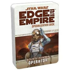 Star Wars: Edge of the Empire RPG - Operator Specialization Deck FFGSWE61