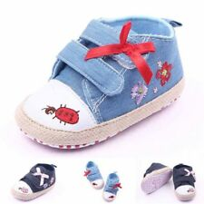 Baby Sport First Walkers Sneakers Soft Bottom Canvas Shoes Baby Infant Child Kid