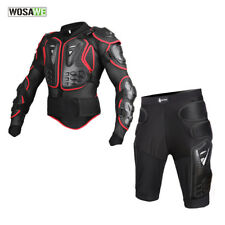 Motorcycle Body Protective Gear Armor Jackets Racing Shorts Hip Protector Safety