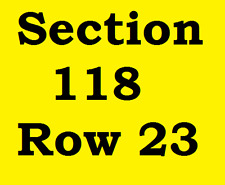2 Tickets Gorillaz Sprint Center Kansas City Friday September 22, 2017