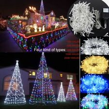20-1000 LED Fairy Lights LED Christmas String Xmas Garden Party Battery/Electric
