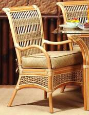Wicker Dining Chair with Cushion [ID 2232871]