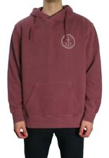 Trigger Bros Anchor Acid Hoodie Mens in Maroon