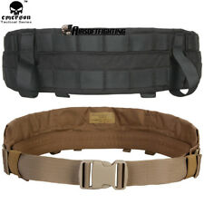 Emerson CP Style Tactical Belt Molle Padded Waist Support Protection Belt M-XL