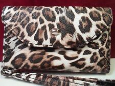 TriFold Snap Wristlet NEW Cell Phone Case Wallet Apple iPhone 4/4S Fold Over USA