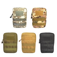 1000D Molle Tactical EMT Medical First Aid Pouch EDC Belt Utility Tools Bag