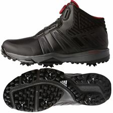 Adidas 2017 Mens Climaproof Boa Wide Fit Waterproof Golf Shoes Winter Boots