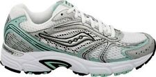 SAUCONY Women's Grid Cohesion 4 -Silver/Pink-