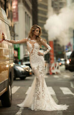 Berta Like Mermaid Wedding Dress, Delivery In About 25 Days.